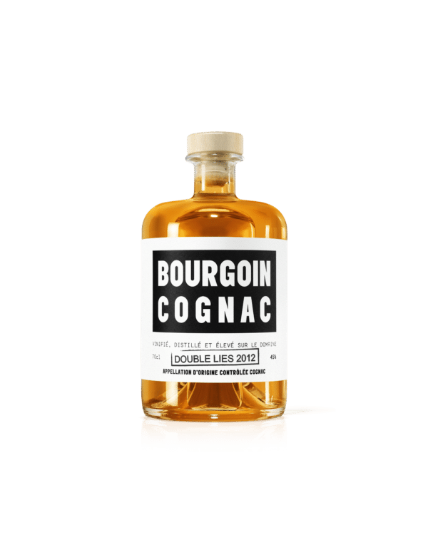 COGNAC DOUBLE-LIE 2010 54%VOL.