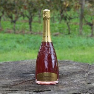 Méthode traditionnelle rosé