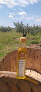 Huile d'Olive Vierge Extra à la VANILLE 25 cl LE LE 25 cl