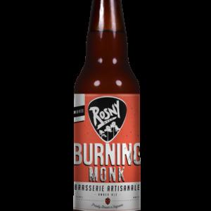 Burning Monk - Bière ambée