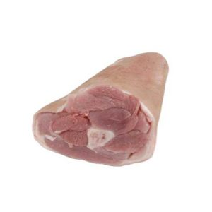 Jarret de porc avec os