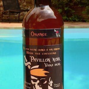 PAVILLON NOIR ORANGE