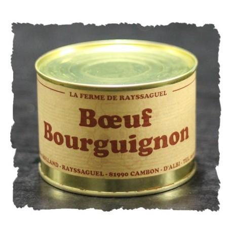 Boeuf Bourguignon Cuisiné 2 Pers. (620g)