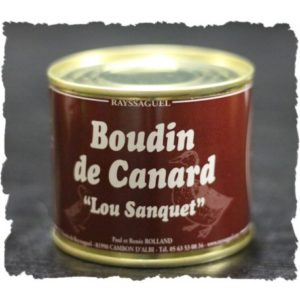 Boudin de Canard 200 grs
