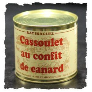 Cassoulet de Toulouse (620g)