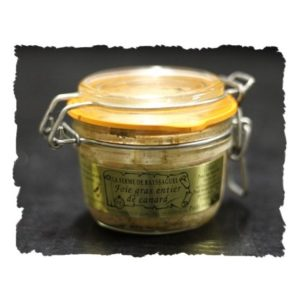 Foie Gras Entier de Canard en bocal (150 grs)