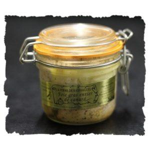 Foie Gras Entier de Canard en bocal (200 grs)