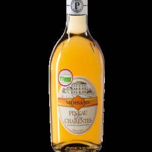 Pineau des Charentes BIOLOGIQUE MOISANS Blanc