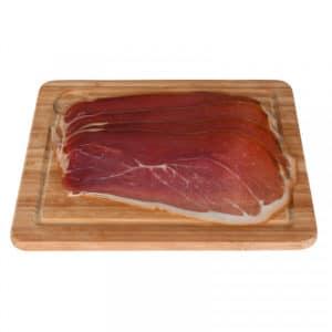 Jambon sec tranché 200 g minimum