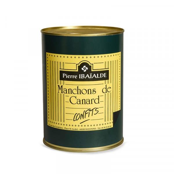 Manchons de canard confits boite 900 g