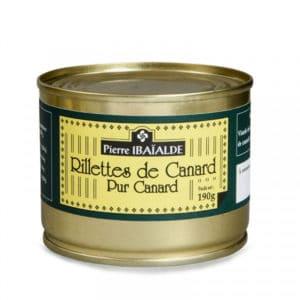 Pâté de Canard à la purée de Piment d'Espelette 130G