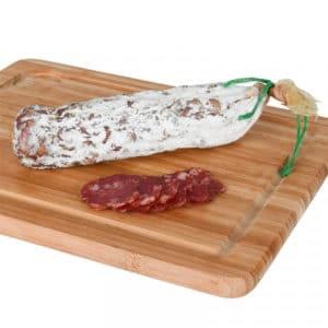 Saucisson de Porc à la purée de Piment d'Espelette Environ 230g