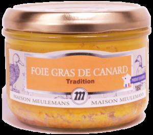 Foie Gras de canard 185g