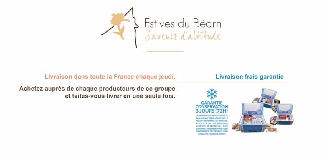 Producteur Estive Béarn 64