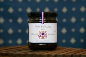 Crème de Pruneaux à la vanille Bourbon