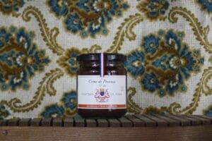 crème de pruneaux chocolat noisette