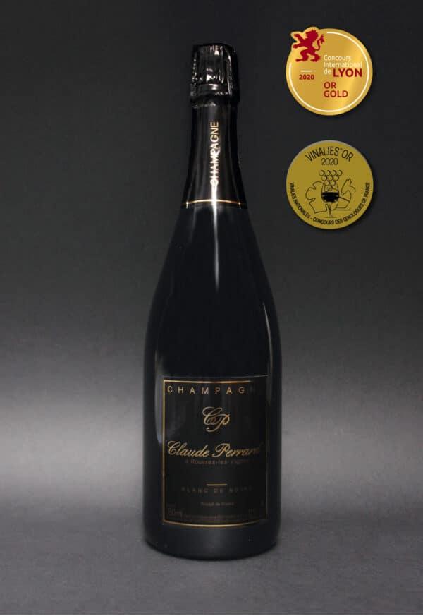 Champagne Claude Perrard Blanc de Noirs