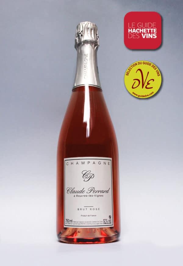 champagne-claude-perrard Brut Rosé