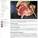 agence de rédaction d'article de blog pour site de vente de viande en ligne